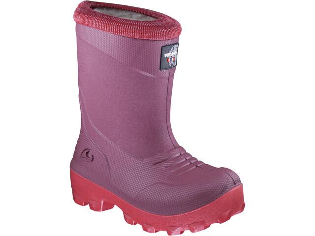 Viking Footwear Frost Fighter Boots Kids wine/dark pink